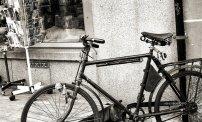 cyclist, bike